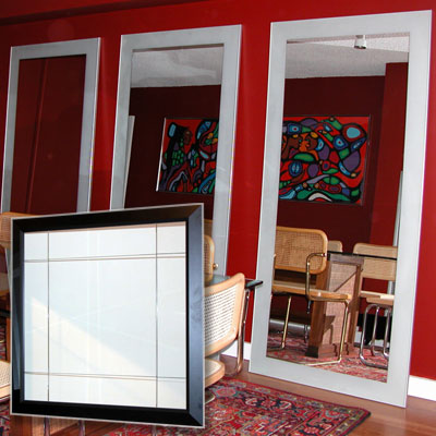 Custom Framing, Displays and Boxes - 4,000+ Mouldings & Mats